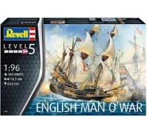 Revell - English Man o' War