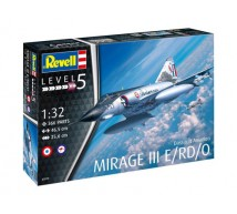 Revell - Mirage III E
