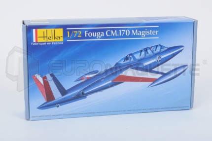 Heller - Fouga Magister