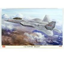 Hasegawa - F-22 Rollout