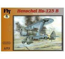 Fly - He-123 B