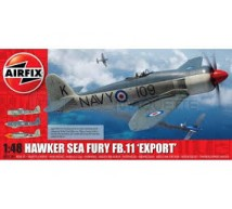 Airfix - Sea Fury FB 11 Export