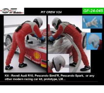 Gf Models - Pit crew endurance