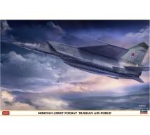 Hasegawa - Mig-25 RBT (Ex ICM)