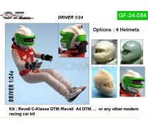 Gf Models - Pilote DTM/ Nascar