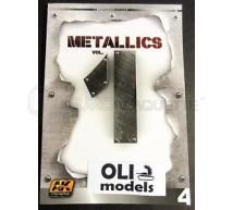 Ak interactive - Metallics Technics  Vol 1