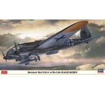 Hasegawa - He-111 H-6 & Bv 246