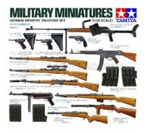 Tamiya - Armes Allemandes
