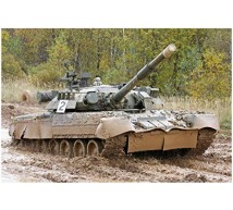 Trumpeter - T-80U MBT
