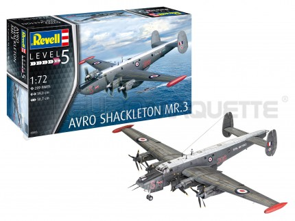 Revell - Avro shackleton MR.3
