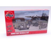 Airfix - RAF Vehicles Set