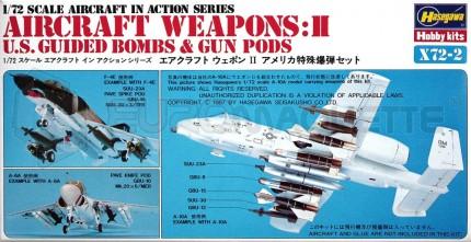 Hasegawa - Bombes guidées US