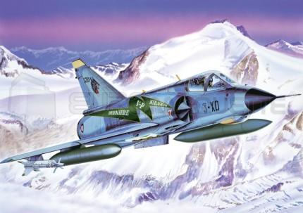 Italeri - Mirage III E