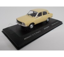 Odeon - Renault 12 TL phase 2 beige