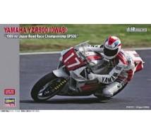 Hasegawa - Yamaha YZR 500 1989 JRRC