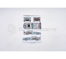 Racing decals 43 - Mercedes Petronas 24h Spa 2014