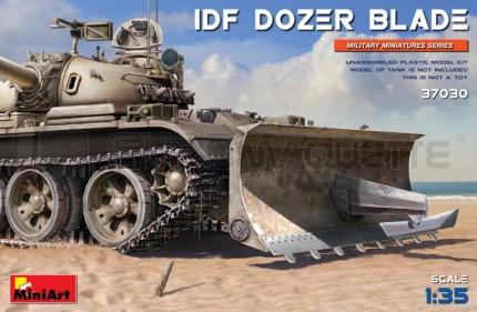 Miniart - IDF Dozer Blade
