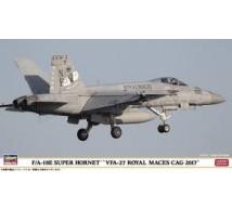 Hasegawa - F-18E Royal Maces CAG 2017