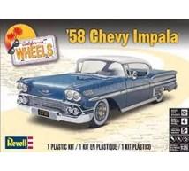Revell / Monogram - Chevy impala '58
