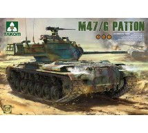 Takom - M47/G & French decals Suez 1956