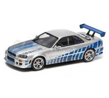 Greenlight - Fast & Furious Brian Skyline GT R 1999