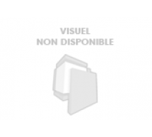 Prince August - Socles en bois Carré Noir       5x5x4 cm