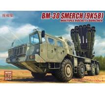 Model collect - BM-30 Smerch MRL