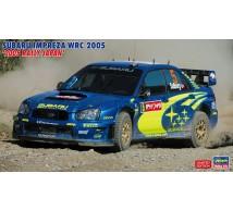 Hasegawa - Subaru WRC Japan Rally 2005