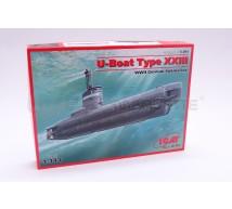 Icm - U-Boat Type XXIII 1/144