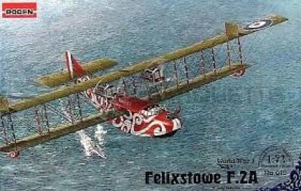 Roden - Felixtowe F.2A  early