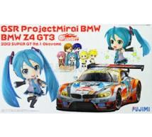 Fujimi - BMW Z4 GT3 2012 Project Mirai Manga