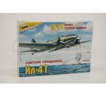 Zvezda - IL-4 Torpedo