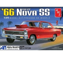 Amt - Chevy Nova SS 66