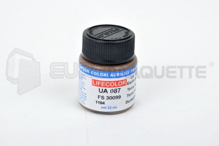 Life Color - Marron terre FS30099 UA087 (pot 22ml)