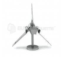 Metal earth - Star wars shuttle 3D metal kit