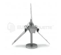 Metal earth - Star wars shuttle 3D metal kit