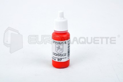 Prince August - Ecarlate 1er Empire GB 817 (pot 17ml)