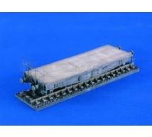 Verlinden - Wagon plat (lourd)