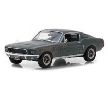 Greenlight - Mustang Fastback 1968 Bullit