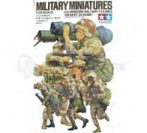Tamiya - Infanterie moderne US