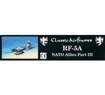 Cl. Airframes - RF-5A