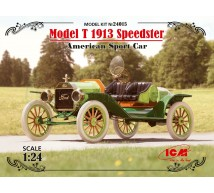 Icm - Ford Model T 1913 Speedster