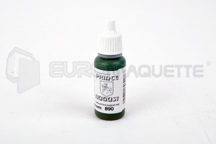 Prince August - Vert réfractaire 890 (pot 17ml)