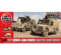 Airfix - WMIK Land Rover