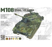 Afv club - M108 105mm L30 SPH