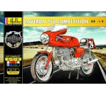 Heller - Laverda 750 competition