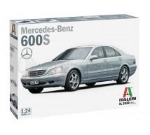 Italeri - Mercedes 600S