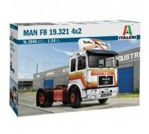Italeri - MAN F8 19.321 4x2