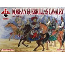 Red box - Korean Guerrillas cavalry 16/17s