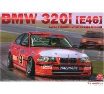 Platz nunu - BMW 320i DTCC 2001 Winner